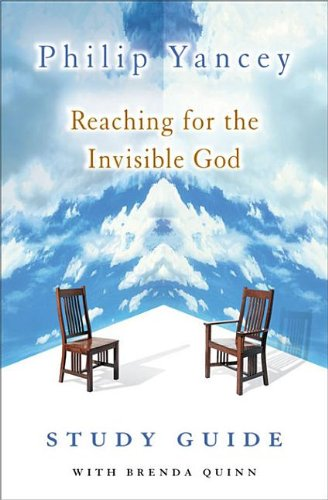 Reaching for the Invisible God Study Guide  N/A 9780310867913 Front Cover
