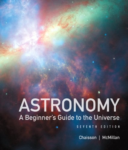 Astronomy A Beginner's Guide to the Universe 7th 2013 edition cover