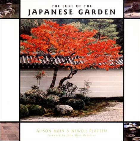 Lure of Japanese Garden   2002 edition cover