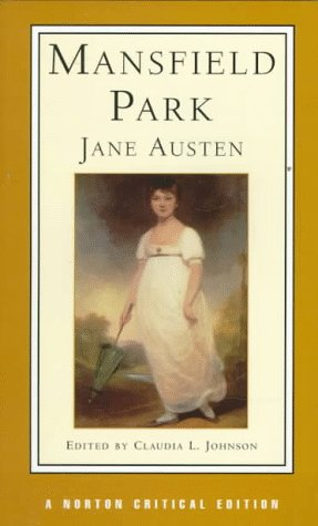 Mansfield Park   1998 edition cover