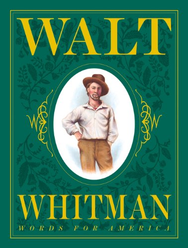 Walt Whitman Words for America  2004 edition cover