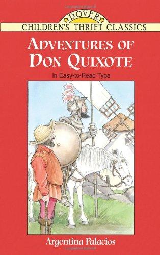 Adventures of Don Quixote   1999 (Abridged) edition cover