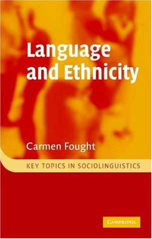 Language and Ethnicity   2006 edition cover