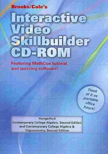 Interactive Video Skillbuilder  2nd 2005 9780534467913 Front Cover