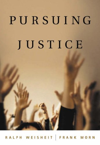 Pursuing Justice   2004 9780534623913 Front Cover
