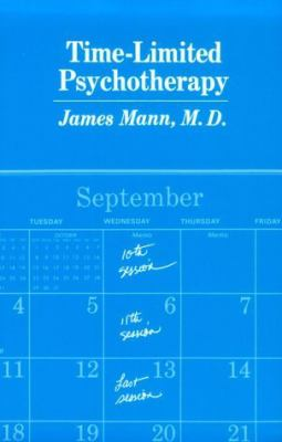 Time-Limited Psychotherapy   1973 9780674891913 Front Cover