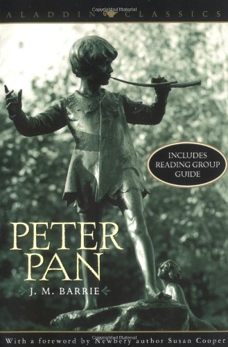 Peter Pan   2003 edition cover