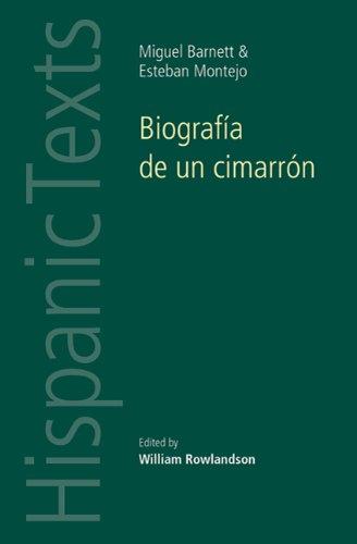 Biograf�a de un Cimarr�n   2010 edition cover
