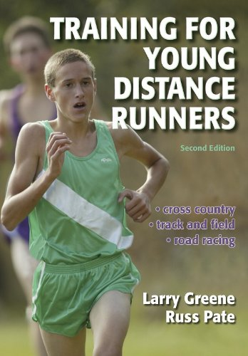 Training for Young Distance Runners  2nd 2004 (Revised) edition cover