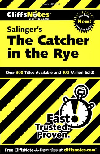 Catcher in the Rye   2000 edition cover