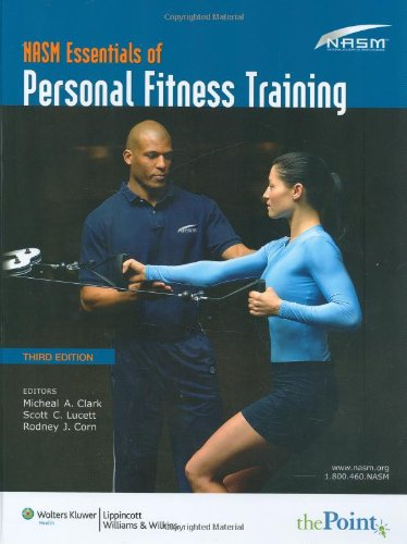 NASM Essentials of Personal Fitness Training  3rd 2008 (Revised) edition cover