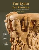 Earth and Its Peoples A Global History, Volume I: To 1550 6th 2015 edition cover