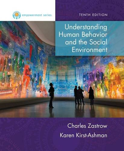 Understanding Human Behavior and the Social Environment:   2015 9781305101913 Front Cover