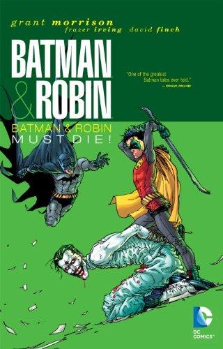 Batman Must Die!   2011 (Deluxe) 9781401230913 Front Cover