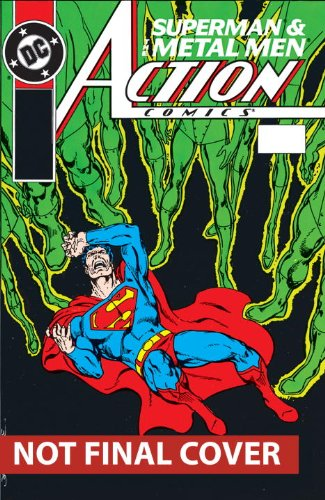 Superman - Man of Steel   2014 9781401243913 Front Cover