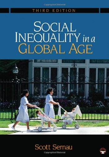 Social Inequality in a Global Age  3rd 2011 edition cover