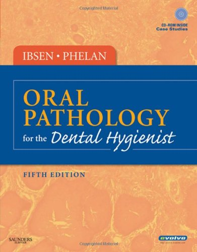 Oral Pathology for the Dental Hygienist  5th 2009 edition cover