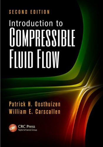 Introduction to Compressible Fluid Flow, Second Edition  2nd 2013 (Revised) edition cover