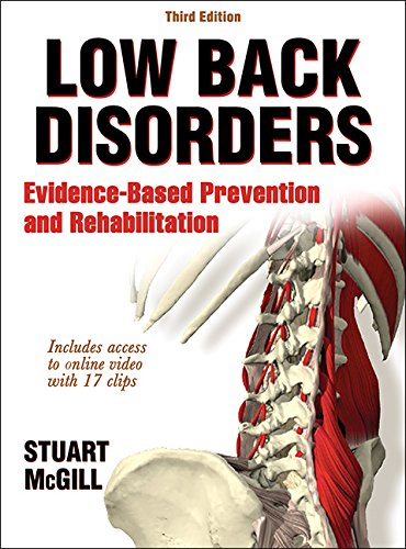 Low Back Disorders Evidence-Based Prevention and Rehabilitation 3rd 2016 9781450472913 Front Cover
