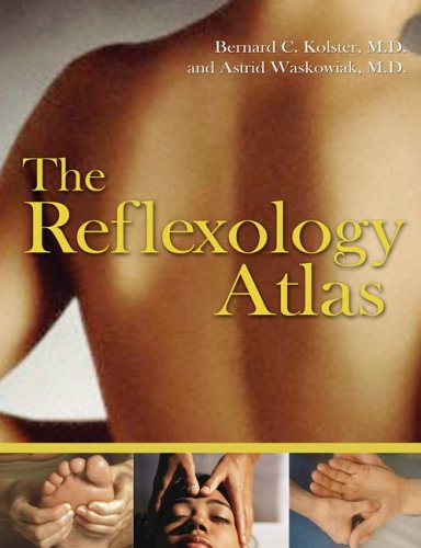 Reflexology Atlas   2005 edition cover