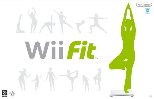 Wii Fit  (inkl. Wii Balance Board) Nintendo Wii artwork