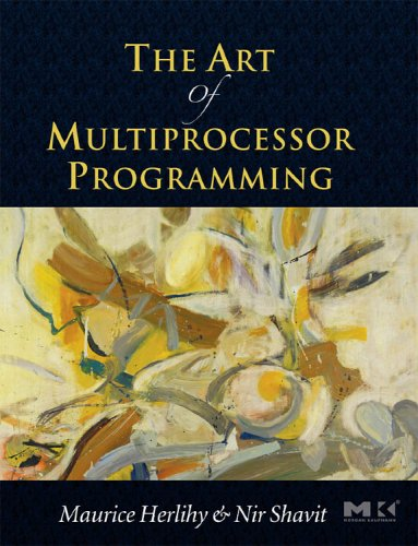 Art of Multiprocessor Programming   2008 edition cover
