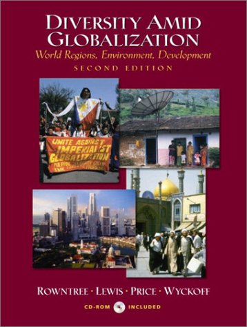 Diversity amid Globalization Development 2nd 2003 edition cover