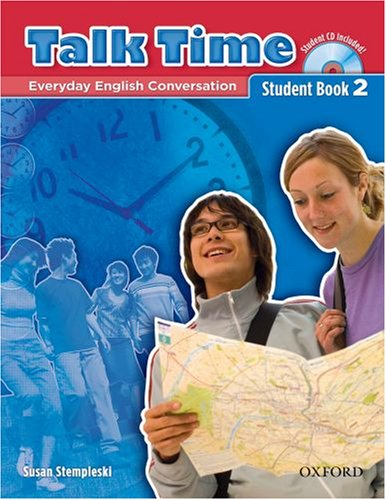 Talk Time, Level 2   2006 (Student Manual, Study Guide, etc.) edition cover