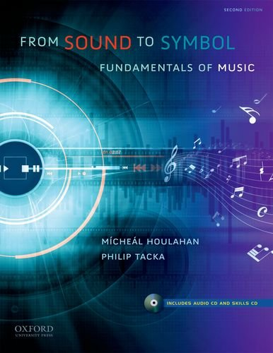 From Sound to Symbol Fundamentals of Music 2nd 2012 edition cover