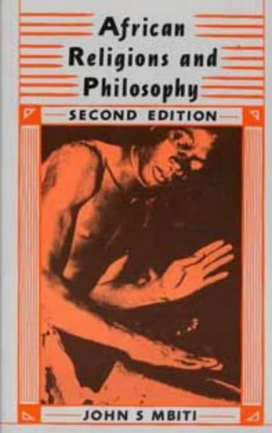 African Religions and Philosophy  2nd 1990 (Revised) edition cover