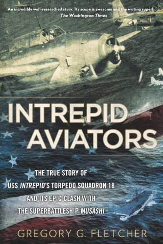 Intrepid Aviators  N/A edition cover
