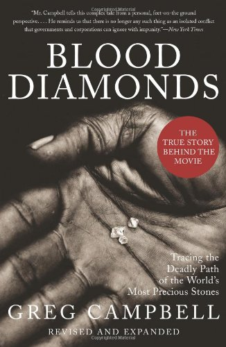 Blood Diamonds, Revised Edition Tracing the Deadly Path of the World's Most Precious Stones 2nd 2012 9780465029914 Front Cover