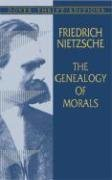 Genealogy of Morals   2003 edition cover