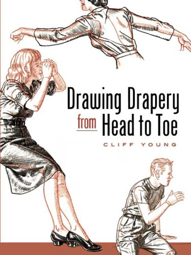 Drawing Drapery from Head to Toe   2007 edition cover