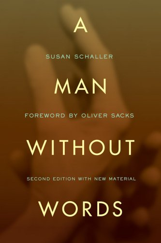Man Without Words  2nd 2012 edition cover