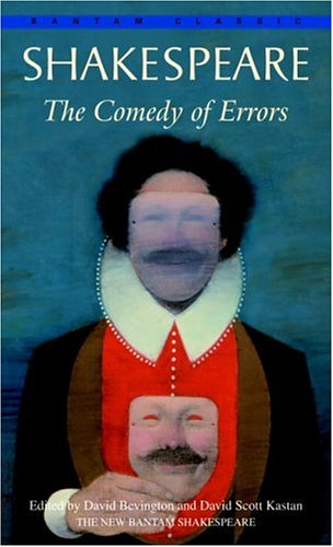 Comedy of Errors  N/A 9780553212914 Front Cover