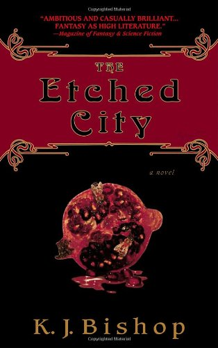 Etched City   2004 edition cover