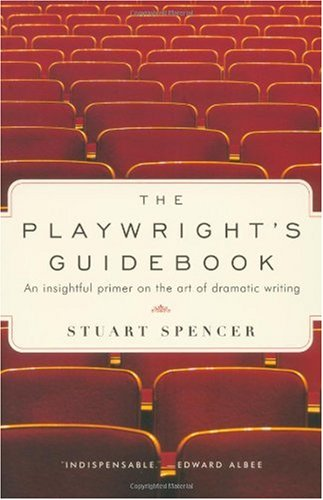 Playwright's Guidebook An Insightful Primer on the Art of Dramatic Writing  2002 edition cover