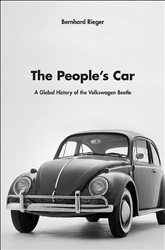 People's Car A Global History of the Volkswagen Beetle  2013 edition cover