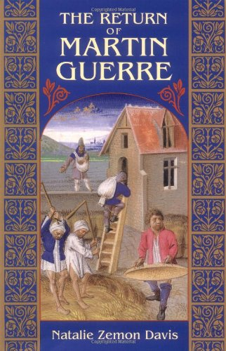 Return of Martin Guerre   1983 9780674766914 Front Cover