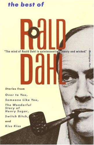 Best of Roald Dahl   1990 edition cover