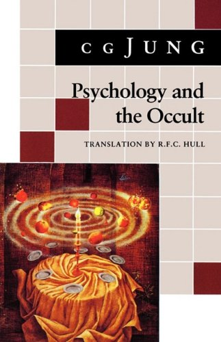 Psychology and the Occult   1978 9780691017914 Front Cover