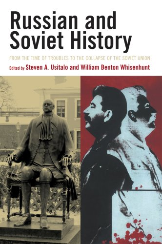 Russian and Soviet History From the Time of Troubles to the Collapse of the Soviet Union  2007 edition cover