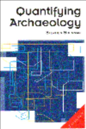 Quantifying Archaeology  2nd 1997 (Revised) edition cover
