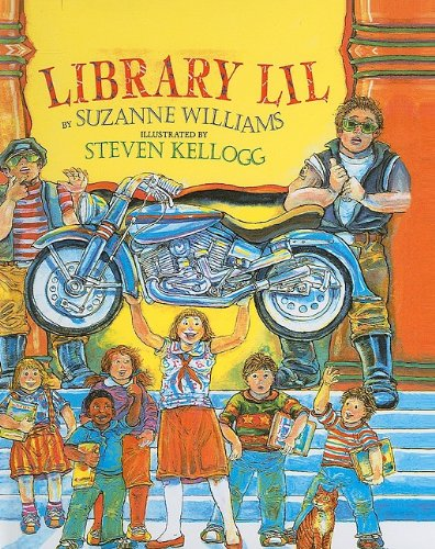 Library Lil  N/A edition cover