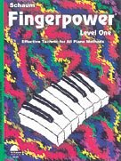 Fingerpower: Level 1  1985 edition cover