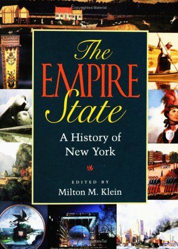 Empire State A History of New York  2005 edition cover