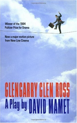 Glengarry Glen Ross  N/A edition cover