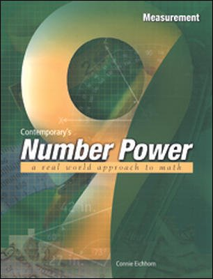 Number Power 9 Measurement  1999 edition cover