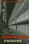 Downsizing Prisons How to Reduce Crime and End Mass Incarceration  2005 edition cover